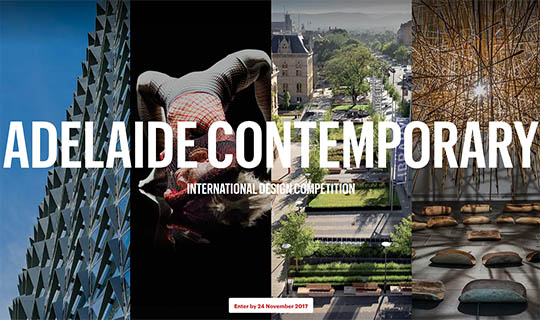 adelaide contemporary architecture competition
