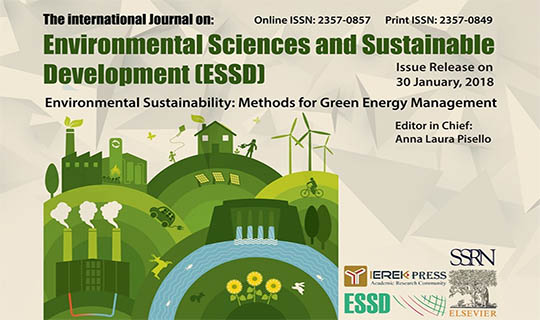 enviromental sciences and sustainable developement