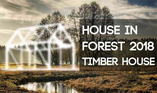 house in forest competition