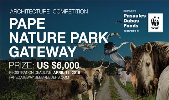pape natural park gateway
