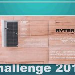 Ryterna modul Architectural Challenge 2018 TINY HOUSE