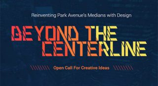 beyond the centerline
