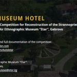 ETAR MUSEUM HOTEL Architectural Competition