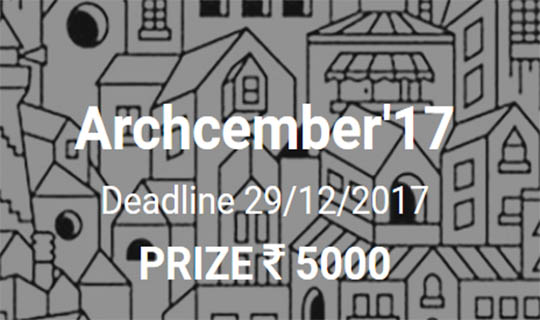 archcember architecture competition