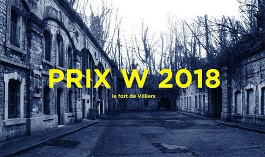 PRIX W 2018