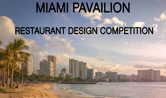 miami restaurant design competition