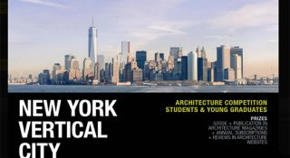 new york vertical city architecture competition