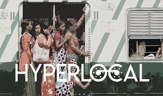 hyperlocal competition