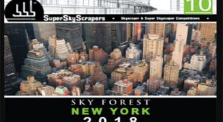 new york sky forest
