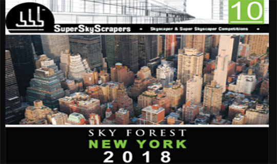 new york sky forest