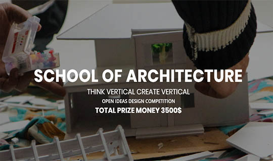 school of architecture competition