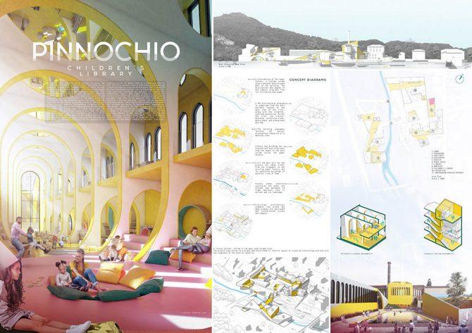 3rd Prize_De Oliveira Castro Arquitectos