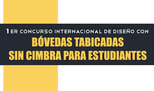 Concurso internacional de diseño con bóvedas