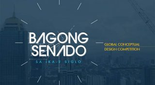Design Competition Philippine Senate