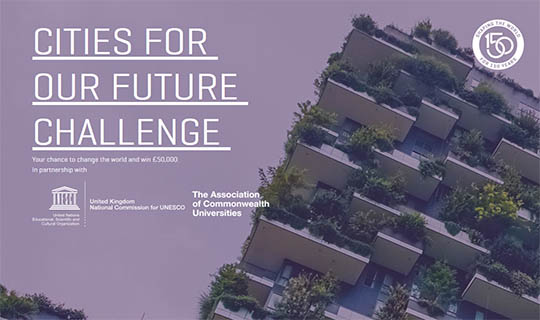 cities of the future challenge