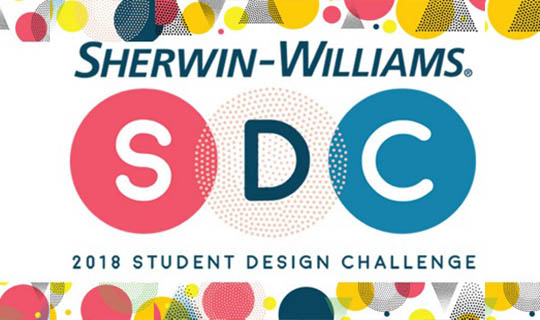 sherwin-wiliams architecture competition