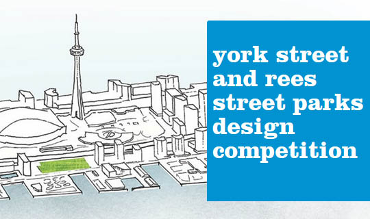 toronto parks design competition