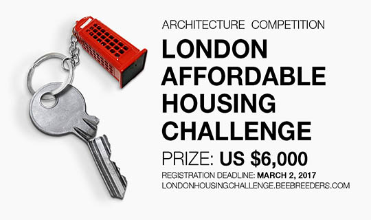 london affordable housing