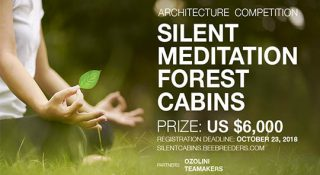 meditation cabins competition