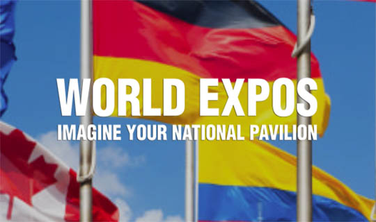 world expo competition pavilion