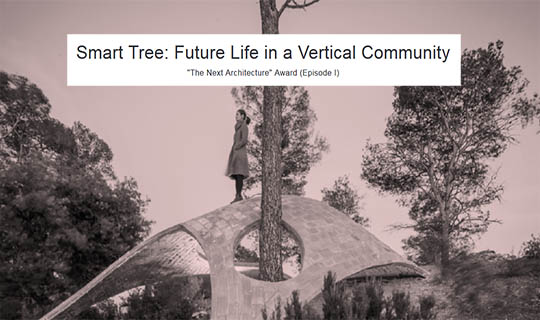 Future Life in a Vertical Community