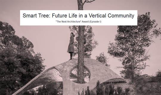 Future Life in a Vertical Community