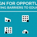Design for Opportunity: Removing Barriers to Education
