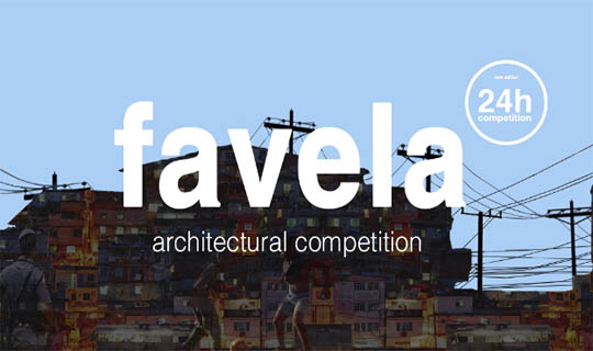 favela architecture competition