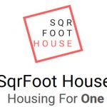 SqrFoot House – Housing For One