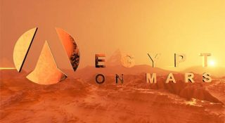 egypt on mars