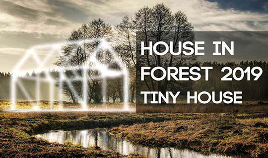 house in forest 2019