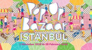 pop up bazaar istanbul