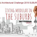Ryterna modul Architectural Challenge 2019 SUBURBAN HOUSE