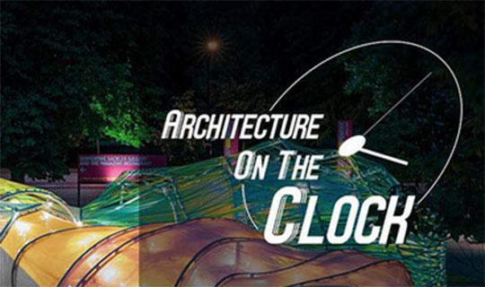 architecture clock