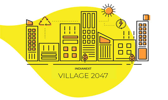 village 2047 indianext