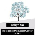 Babyn Yar Holocaust Memorial Center in Kyiv