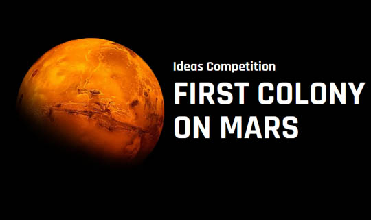 first colony on mars