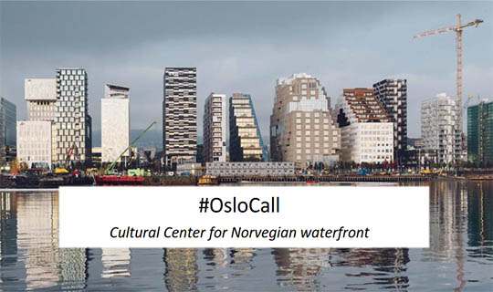 oslo architecture competition
