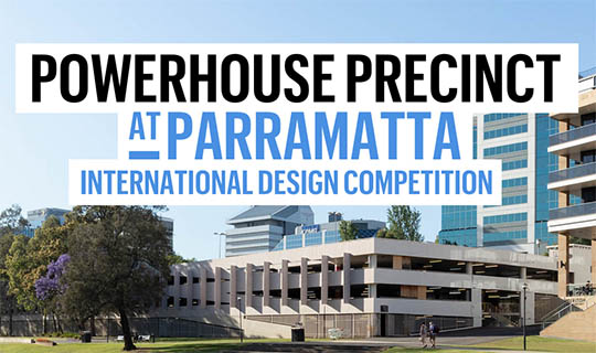 powerhouse precint international design competition