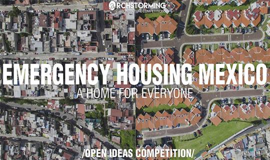 emergency housing mexico