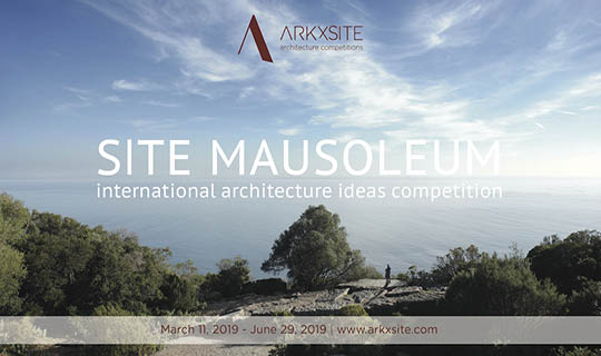 site mausoleum architecture competition