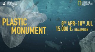 540x320 plastic monument