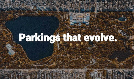 parkings that envolve
