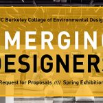 Request for Proposals: Emerging Designers Exhibition