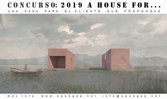 a house for competition