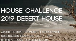 desert house competition