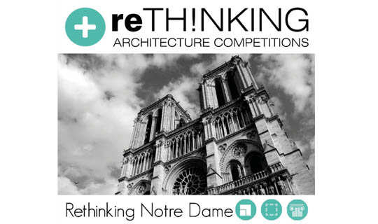 notre dame architecture competition