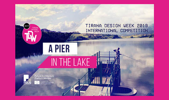 pier in the lake_architecture competition