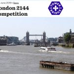 LONDON 2144:  CALL TO CREATE LONDON SKYLINE OF THE FUTURE