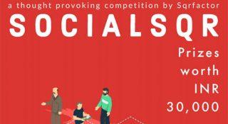 SocialSQR competition
